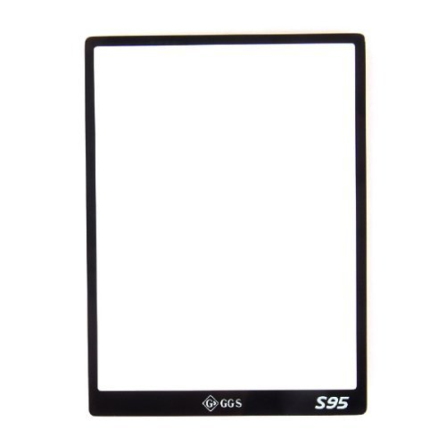 Ggs Glass Lcd Screen Protector For Canon Powershot S95