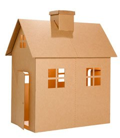 Cardboard House Do We Really Need That