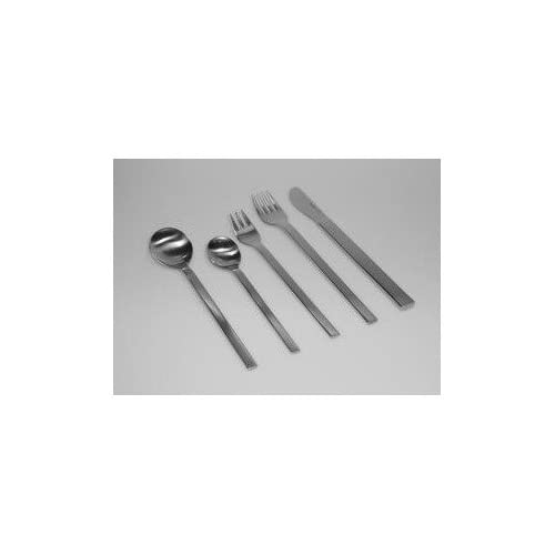 mono Mono A 20 Piece Flatware Set with Short Blade Table Knife and Giftbox by Peter Raacke