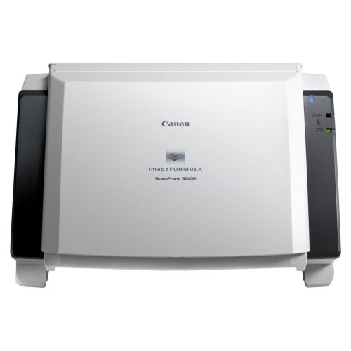 Canon ScanFront 300P A4 Network Document Scanner
