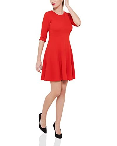 Today is the day Vestido Plume Rojo XS
