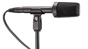 Audio-Technica BP4025 XY Stereo Condenser Field Recording Microphone