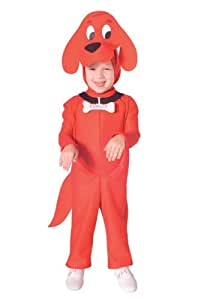 Clifford the Big Red Dog Costume