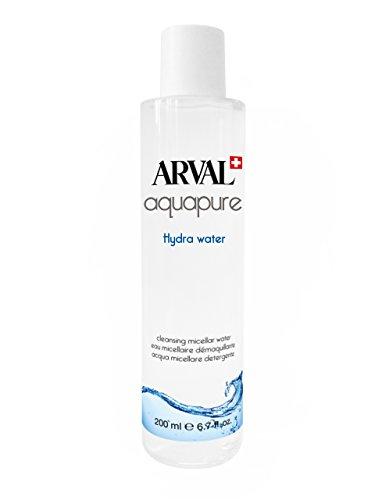Arval Aquapure Acqua Micellare Detergente - Flacone 200 ml