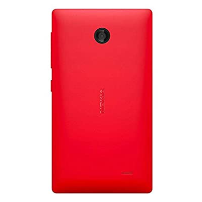 Nokia X (Dual SIM, Red)