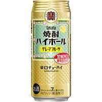 宝 焼酎ハイボール <グレープフルーツ> 下町缶 500ml × 24缶