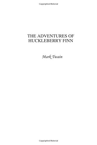 the important moral decisions made by huckleberry finn However, in twain's novel, those of lower social status are the ones who actually become closer to moral truth nd behave in a manner reflecting a high standard of this passage becomes important when hack is on the river with jim and he begins to realize that according to society and the widow douglas, his attempt at.