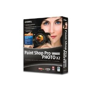 Corel paint shop pro photo x2 12 incl activator