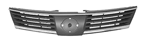 OE Replacement Nissan/Datsun Versa Grille Assembly (Partslink Number NI1200224) (Nissan Versa Emblem Front compare prices)