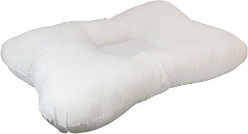 Roscoe Medical Fiber Filled Quad Core Cervical Pillow