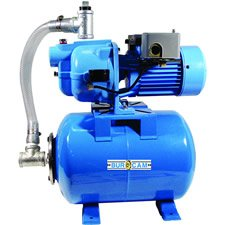 Bur-Cam 13 GPM 1/2 HP Cast Iron Shallow Well Jet Pump w/ Tank - 503127S