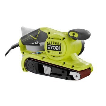 Factory-Reconditioned Ryobi ZRBE319 6 Amp 3 in. x 18 in. Belt Sander