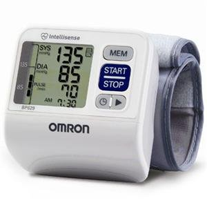 Cheap Omron Healthcare, 3 Series Wrist BP Monitor (Catalog Category: Personal Care / Blood & Heart Monitors) (ITE-BP629-DAH|1)