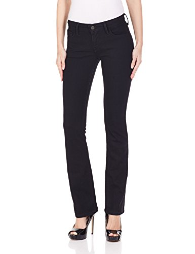 Levi's Women's Boot Cut Jeans (16635-0002_Soft Black Bgl_26)