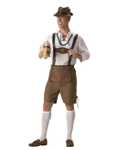 Oktoberfest Guy Md Adult Mens Costume