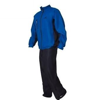 Woodworm Rainsuit Blue SMALL