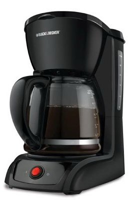 Applica/Spectrum Brands CM1200B 12-Cup Coffeemaker, Black - Quantity 2