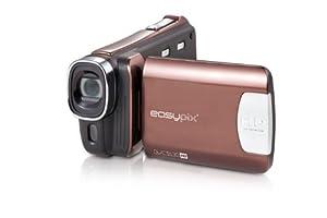 Easypix DCV 5130 HD Rover Caméscope 1080p Chocolat