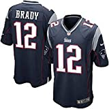 Tom Brady New England Patriots Home Jersey: Size - Large