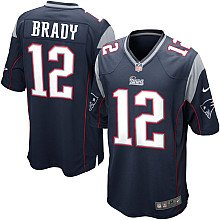 Tom Brady New England Patriots Home Jersey: Size - Large by ON-FIELD
