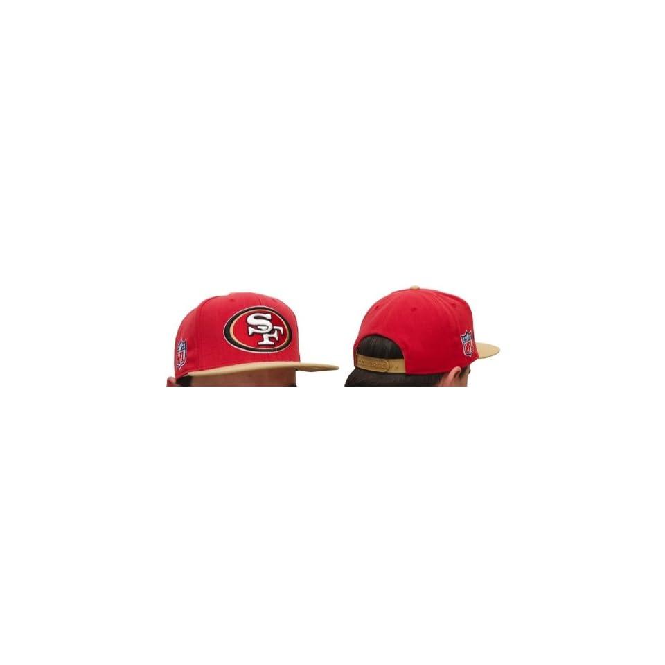 San Francisco 49ers Snapback Hat Cap Nfl Original