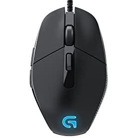 LOGICOOL MOBAゲーミングマウス G302