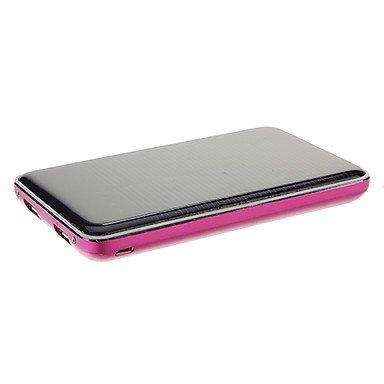 1000mAh Touch Screen MultiOutput Solar External Battery Photo