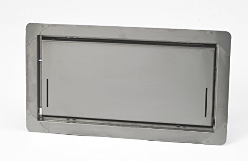 Smart Vent 1540-520 Insulated Stainless Steel Flood Vent (Foundation Flood Vents compare prices)