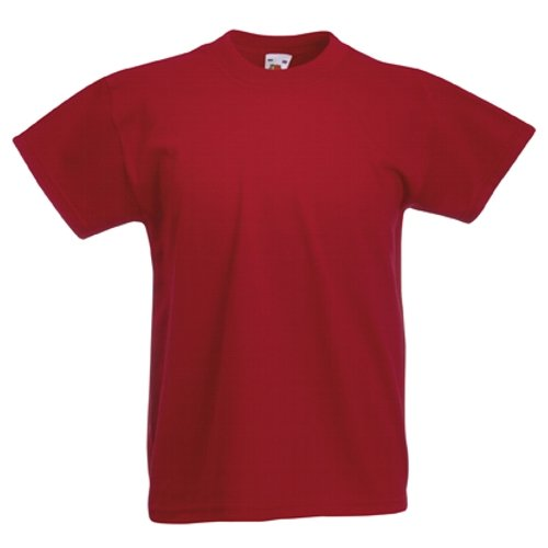 fruit-of-the-loom-camiseta-de-manga-corta-para-nino-rojo-rosso
