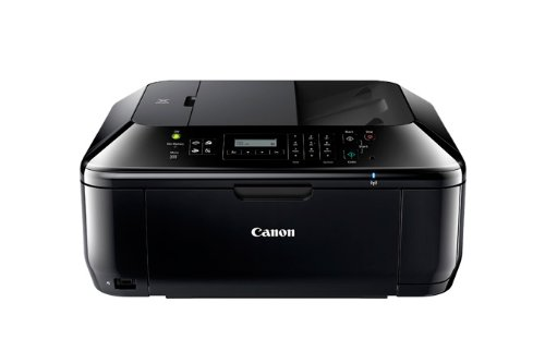 Read About Canon PIXMA MX432 Wireless Color Photo Printer with Scanner, Copier and Fax