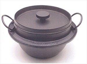 Japanese Iwachu Gohan Nabe Iron Rice Cooker #410718