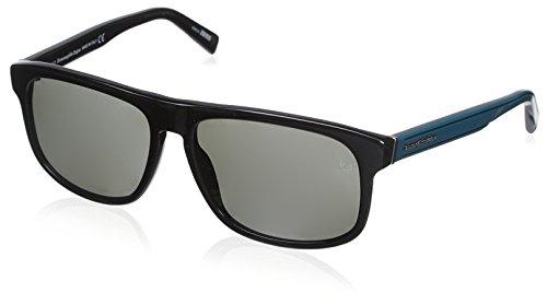Ermenegildo-Zegna-Mens-EZ0003-Sunglasses-Shiny-BlackBlue