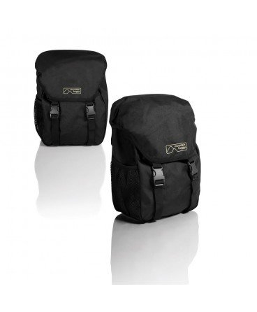 Mountain Buggy Side Saddle Bags Black