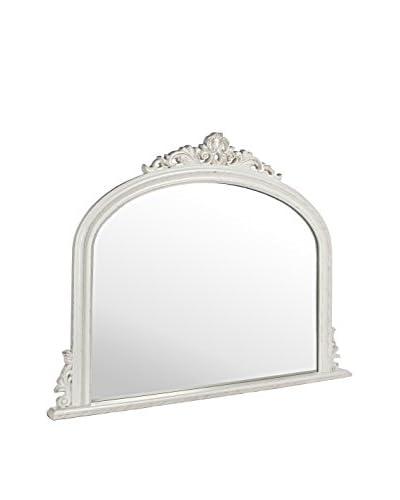 Modern Espejo Miro 120X90 Blanco