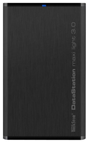 Data Station MAXI LIGHT 3.0 BLACK 3TB