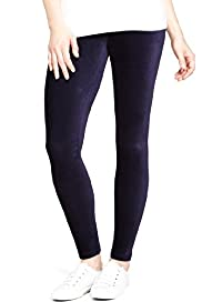 Indigo Collection Cotton Rich Corduroy Leggings