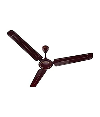 Bajaj Edge 1200mm Ceiling Fan set of 2 (Brown)