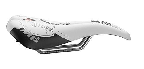 Smp Extra Gel Sella da Bicicletta, Bianco