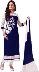 vaidehi creation women dress fancy sky