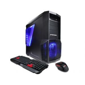 CyberpowerPC Gamer Aqua GLC2160 Desktop (Black/Blue)