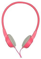 I ball Headphone with Mic Jovial C9 (Pink)