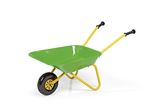 Rolly Toys 271801 Carretilla Metal Verde