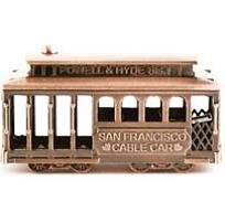 San Francisco Cable Car Pencil Sharpener Ac