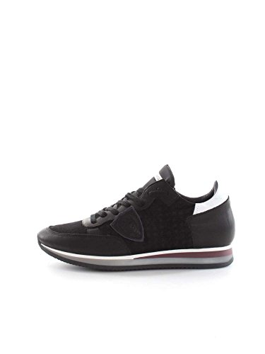 PHILIPPE MODEL PARIS TRLU WO08 BLACK SNEAKERS Uomo BLACK 42