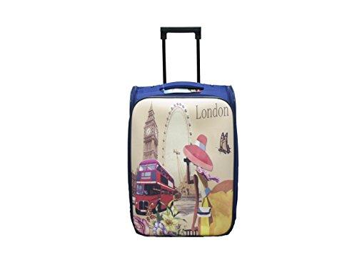 justglam-equipaje-de-mano-tejido-semirrigido-ahorro-de-espacio-2-ruedas-adecuado-para-vuelos-de-bajo