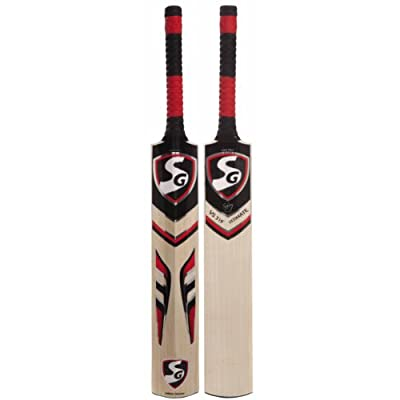 SG VS 319 Ultimate English Willow Cricket Bat, Short Handle
