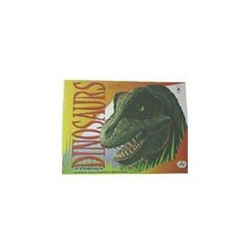 Dinosaurs and Things; a Dinosaur Learning/Adventure Game - 1