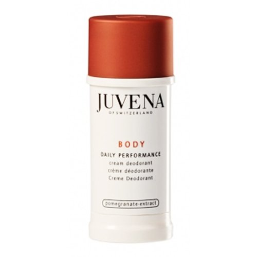 Juvena Body femme/woman, Daily Performance, Cream Deodorant, 1er Pack (1 x 40 ml) thumbnail