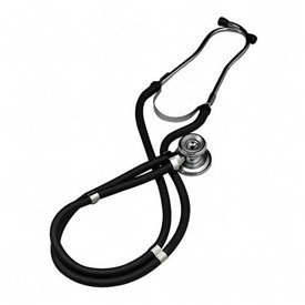 Image of Sprague Stethoscope, Three Bells, Two Diaphragms, 30