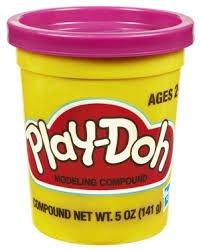 Play-Doh Single Can Purple-5 oz - 1